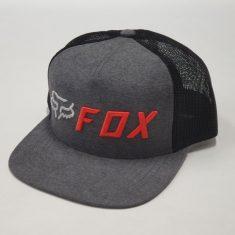 Кепка FOX Apex Snapback HAT Grey/Orange OS