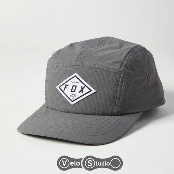 Кепка FOX Badge 5 Panel HAT Pewter OS