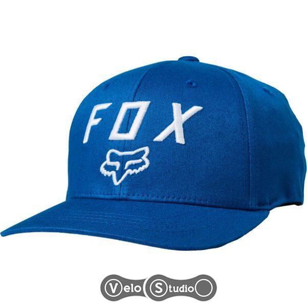 Кепка FOX LEGACY MOTH 110 SNAPBACK Royal Blue OS
