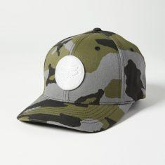 Кепка FOX Session Flexfit Hat Green Camo S/M