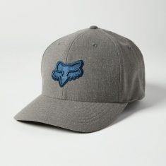 Кепка FOX TRANSPOSITION FLEXFIT Grey/Blue S/M
