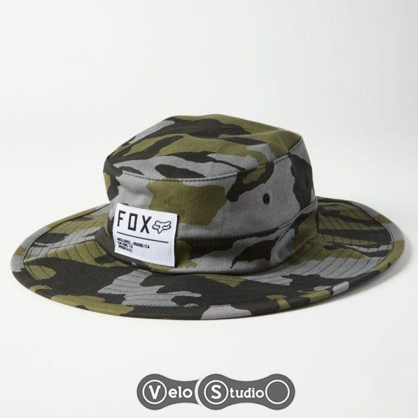 Кепка FOX Traverse Hat Green Camo L/XL