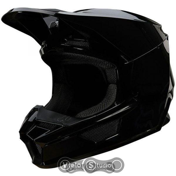 Мотошлем FOX V1 Mips Plaic Helmet Black