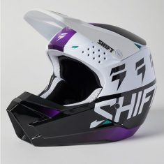 Мотошлем SHIFT White Label UV Helmet White L