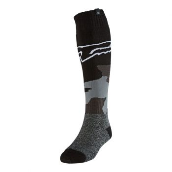 Носки FOX Revn Fri Thin Sock Black Camo M