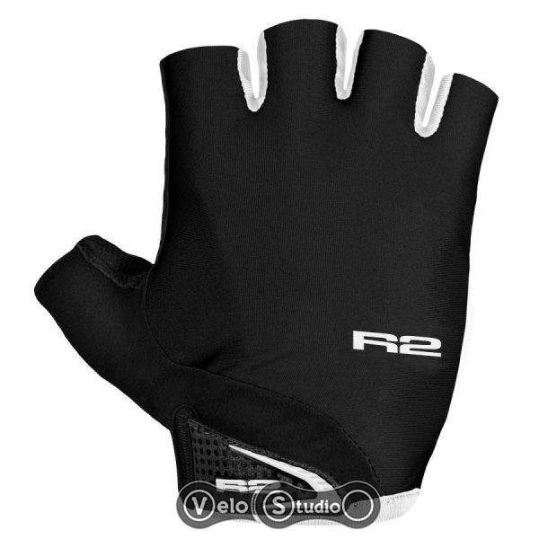 Перчатки R2 Riley черно-белые M