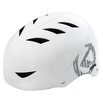 Шлем KLS Jumper белый M/L (58-61 см)