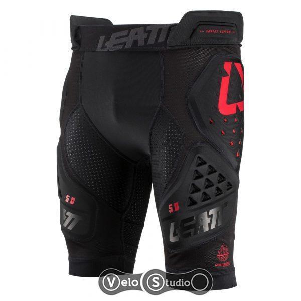 Шорты LEATT Impact Shorts 3DF 5.0 Black L
