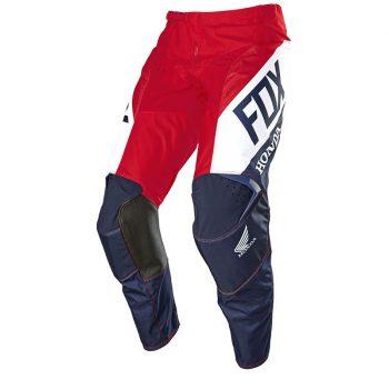 Штаны FOX 180 Honda Pant Navy/Red размер 32