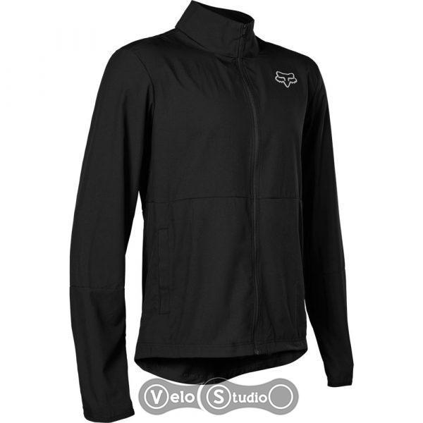 Вело куртка FOX Ranger Wind Jacket Black