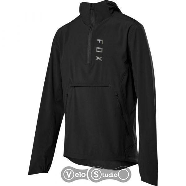 Вело куртка FOX Ranger Wind Pullover Black