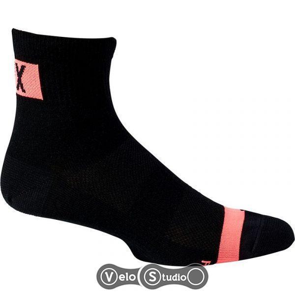Вело носки FOX 4 Flexair Merino Sock Black L/XL