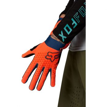 Вело перчатки FOX Defend Atomic Punch размер S