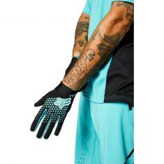 Вело перчатки FOX Defend Teal размер M