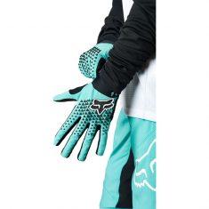Вело перчатки FOX Defend Womens Teal размер S