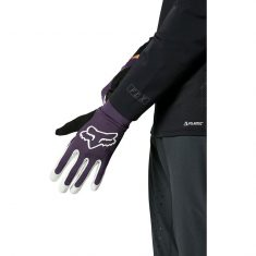Вело перчатки FOX Flexair Dark Purple размер M