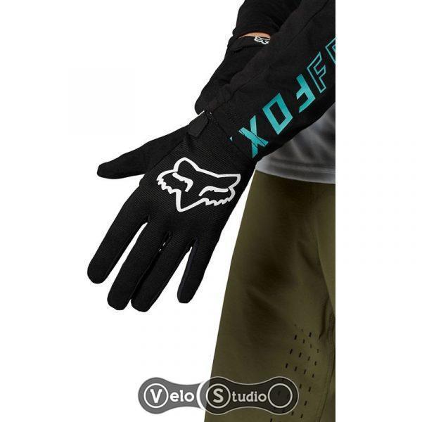 Вело перчатки FOX Ranger Black размер XXL