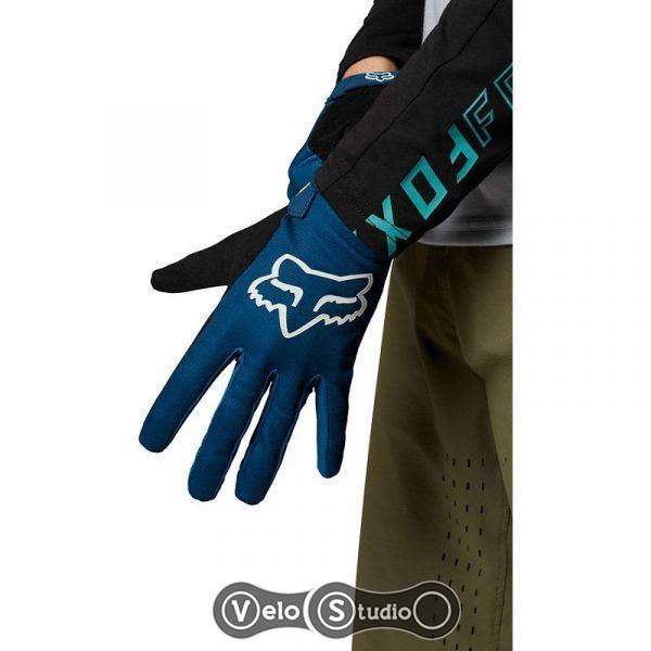 Вело перчатки FOX Ranger Dark Indigo размер XL