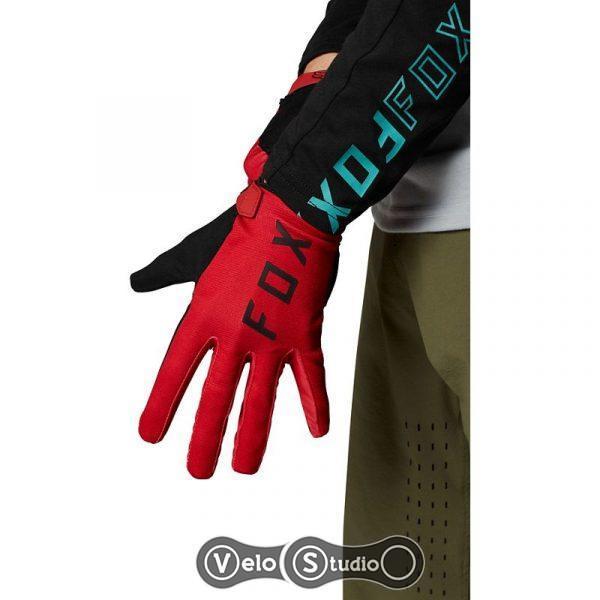 Вело перчатки FOX Ranger Gel Chili размер XL