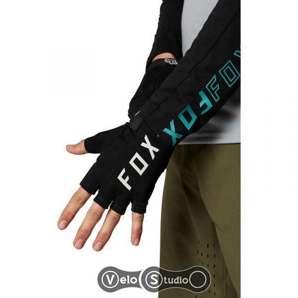 Вело перчатки FOX Ranger Gel Short Black размер L