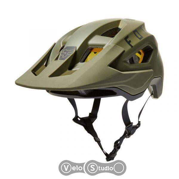 Вело шлем FOX Speedframe MIPS Olive Green размер S