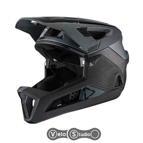 Вело шлем LEATT MTB 4.0 Enduro Black M