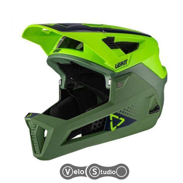 Вело шлем LEATT MTB 4.0 Enduro Cactus L