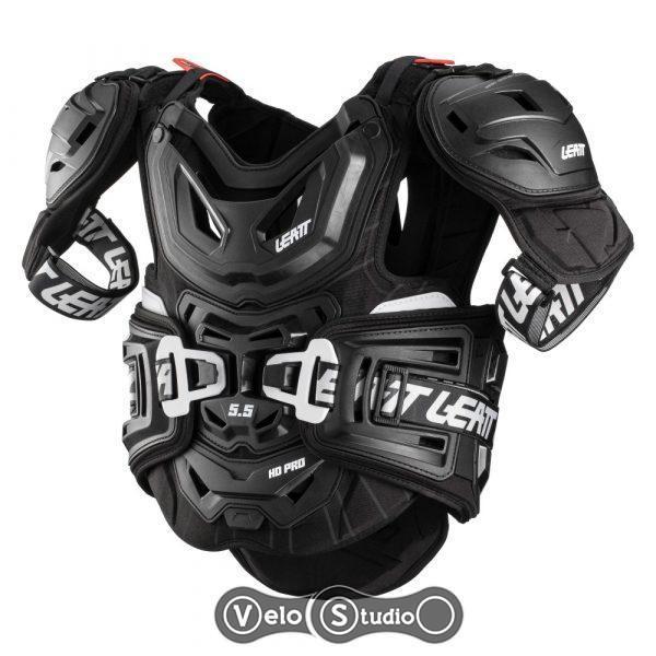 Защита тела LEATT Chest Protector 5.5 Pro HD Black