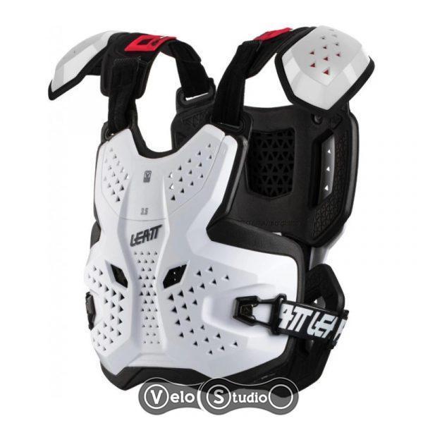 Защита тела LEATT Chest Protector 3.5 Pro White