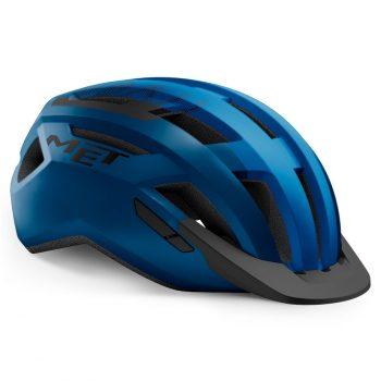 Вело шлем MET Allroad Blue Black M (56-58 см)