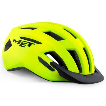 Вело шлем MET Allroad Safety Yellow Matt M (56-58 см)