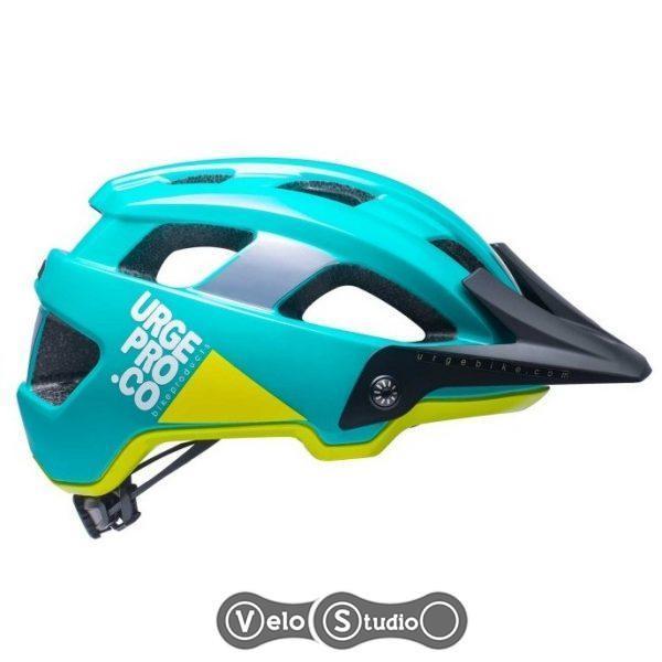Вело шлем Urge AllTrail бирюзовый
