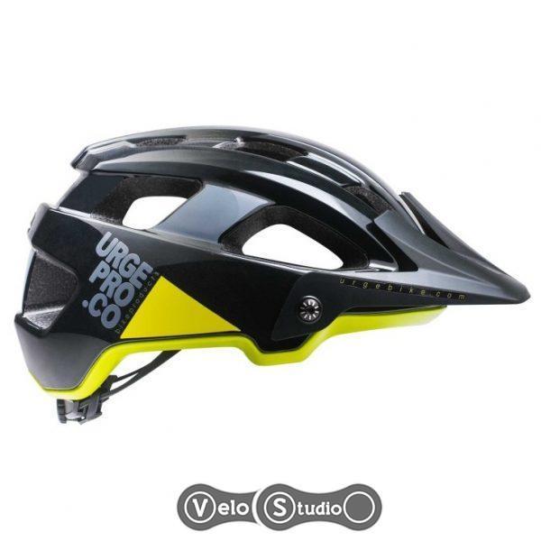 Вело шлем Urge AllTrail черный