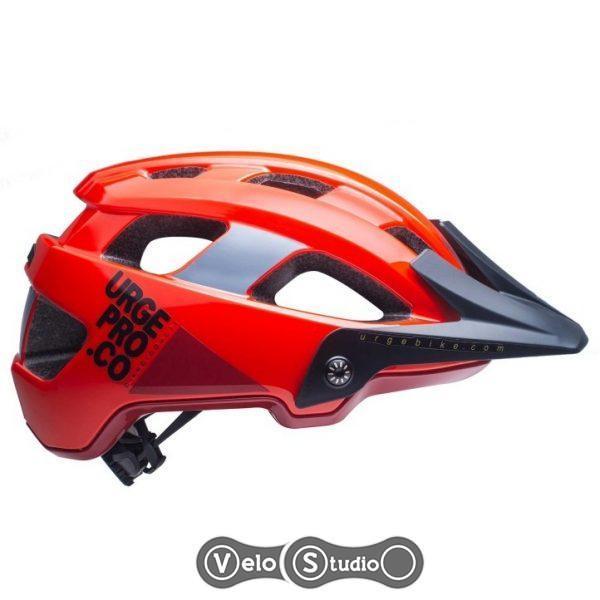 Вело шлем Urge AllTrail красный
