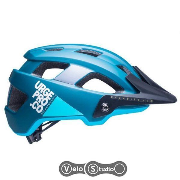 Вело шлем Urge AllTrail синий