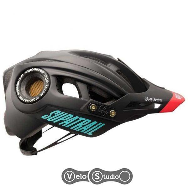 Вело шлем Urge Supatrail RH черный