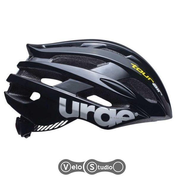 Вело шлем Urge TourAir чёрный