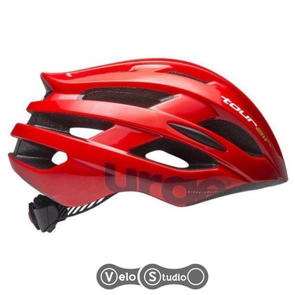 Вело шлем Urge TourAir красный