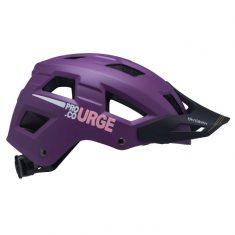 Вело шлем Urge Venturo MTB фиолетовый