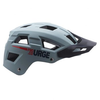 Вело шлем Urge Venturo MTB серый матовый