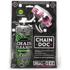 Цепемойка Muc-Off Chain Doc + Chain Cleaner 400 мл