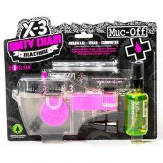 Цепемойка Muc-Off X3 Chain Cleaner + очиститель