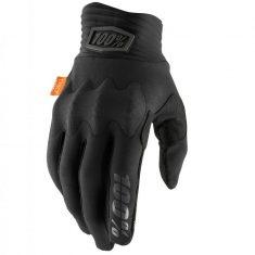 Мото перчатки Ride 100% Cognito Black Charcoal