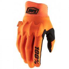 Мото перчатки Ride 100% Cognito Fluo Orange
