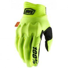 Мото перчатки Ride 100% Cognito Fluo Yellow