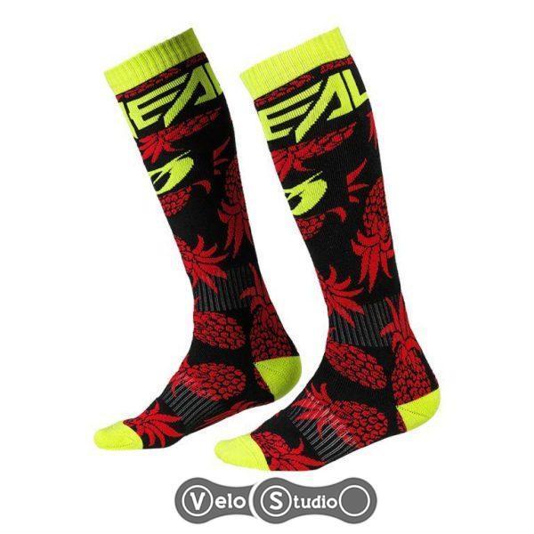 Носки ONeal Pro MX Sock Fresh Minds Multi