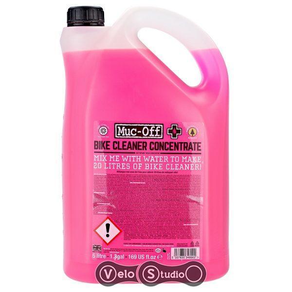 Шампунь концентрат Muc-Off Bike Cleaner 5 литров