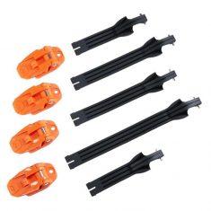 Застёжки к мотоботам ONEAL Rider Pro Orange