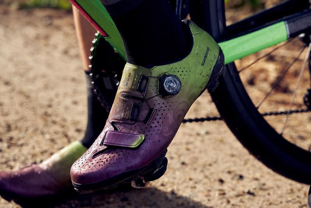 Гравийная вело обувь