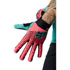 Вело перчатки FOX Defend Womens Pink